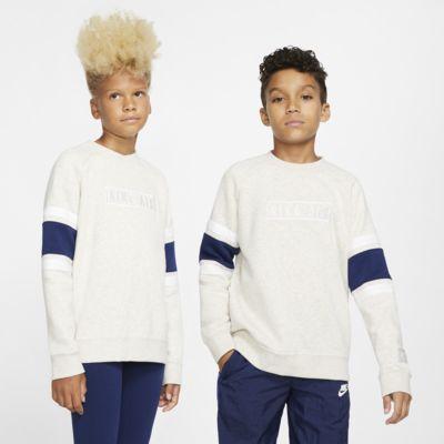 Nike Air Genç Çocuk Crew Üst