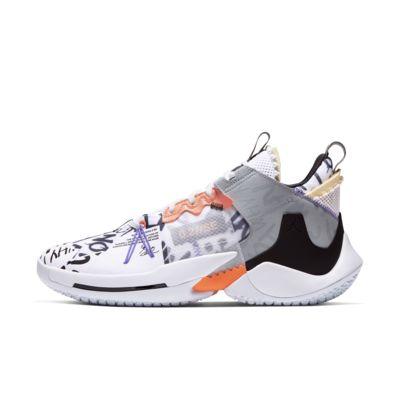 Jordan 'Why Not?' Zer0.2 SE PF Men's Basketball Shoe