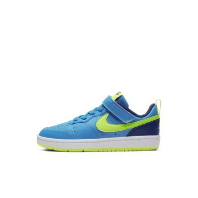 Nike Court Borough Low 2 Little Kids' Shoe