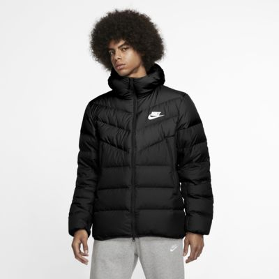 Nike Sportswear Windrunner Down-Fill Men's Hooded Jacket