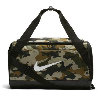 Τσάντα γυμναστηρίου για προπόνηση Nike Brasilia Graphic (μέγεθος Small)