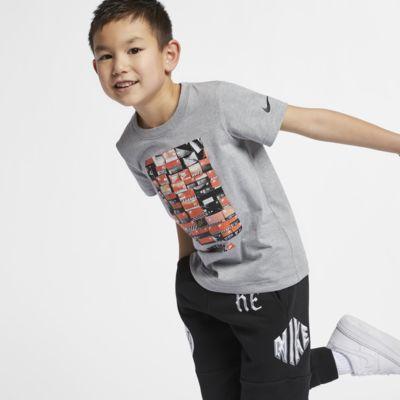 T-shirt dla małych dzieci Nike JDI