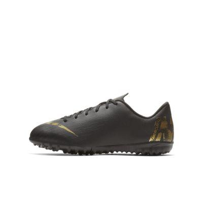Nike Jr. MercurialX Vapor XII Academy Little/Big Kids' Turf Soccer Shoe