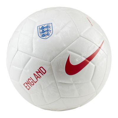 England Strike Soccer Ball