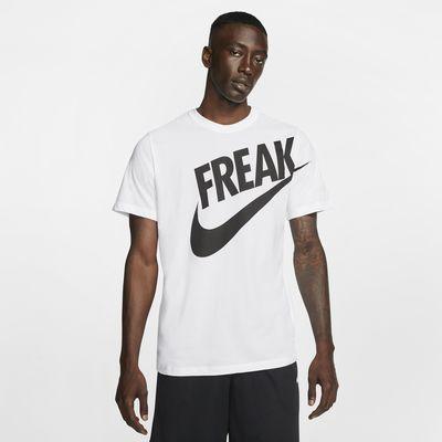 """Мужская баскетбольная футболка Giannis Nike Dri-FIT """"Freak"""""""