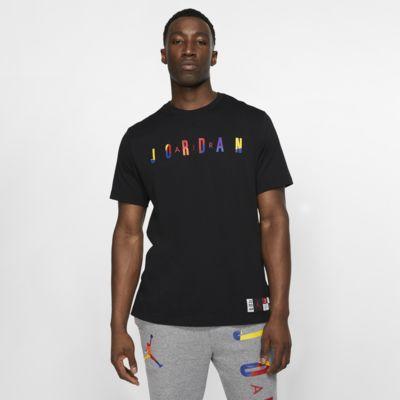 T-shirt męski Jordan DNA