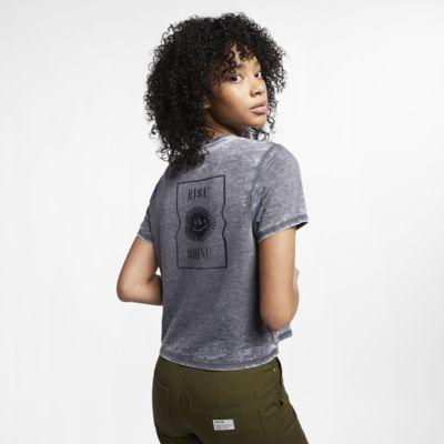 Hurley Rise and Shine Women's Short-Sleeve T-Shirt