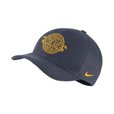 Golden State Warriors City Edition Nike AeroBill Classic99 NBA Hat ... 6fbf16bfd95