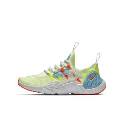 Nike Huarache E.D.G.E. Premium TXT Big Kids' Shoe