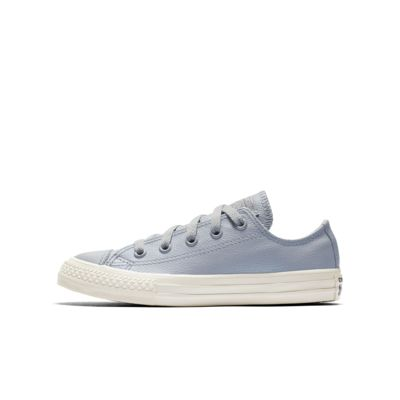 Converse Chuck Taylor All Star Meticulous Metallics Low Top Girls' Shoe