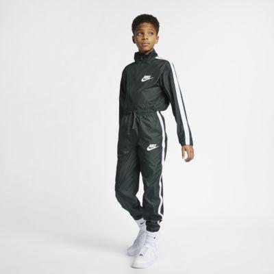 Υφαντή φόρμα Nike Sportswear για μεγάλα παιδιά