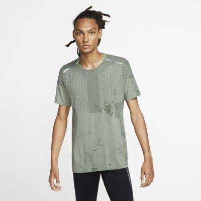 Camisola de running de manga curta Nike Tech Pack para homem