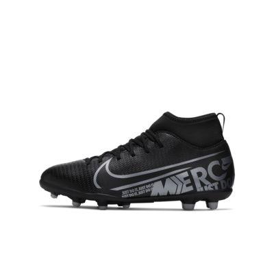 Taco de fútbol para múltiples superficies para niños talla pequeña/grande Nike Jr. Mercurial Superfly 7 Club MG