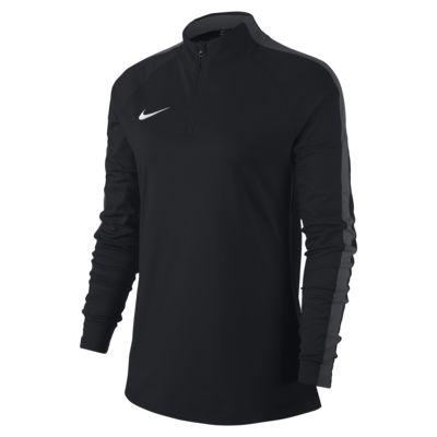 Nike Dri-FIT Academy Drill Camiseta de fútbol de manga larga - Mujer
