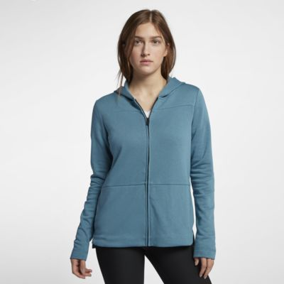 ... Women's Fleece Hoodie. Hurley One And Only Top Full Zip