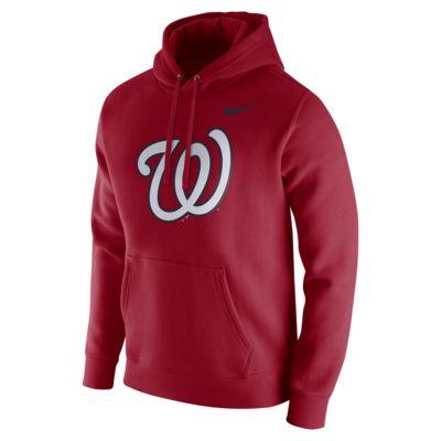 Nike Franchise (MLB Nationals) Men's Pullover Hoodie