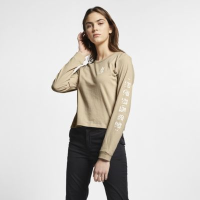 Hurley Cryptik Women's Long-Sleeve Top