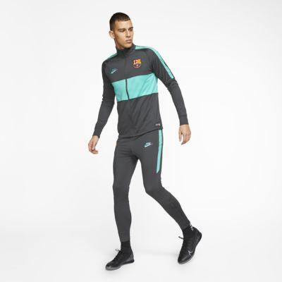 FC Barcelona Strike fotballtracksuit til herre