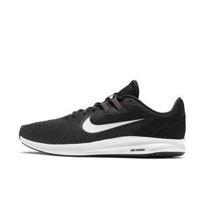 Купить Мужские беговые кроссовки Nike Downshifter 9, Черный/Антрацитовый/Холодный серый/Белый, 22833653, 12543580