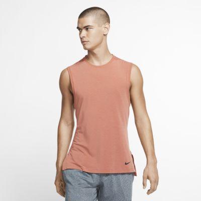 Débardeur de training de yoga Nike Dri-FIT pour Homme