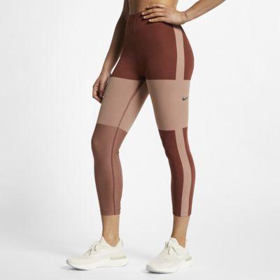 Leggings da running a lunghezza ridotta Nike Tech Pack - Donna