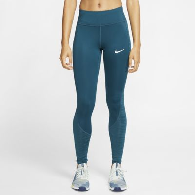 Nike Racer warme Lauf-Tights für Damen