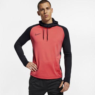 Ανδρική ποδοσφαιρική μπλούζα με κουκούλα Nike Dri-FIT Academy