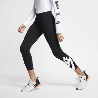 Leggings a 7/8 Nike Sportswear Leg-A-See para mulher