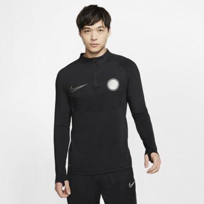 Nike AeroAdapt Strike-fodboldtræningsoverdel til mænd