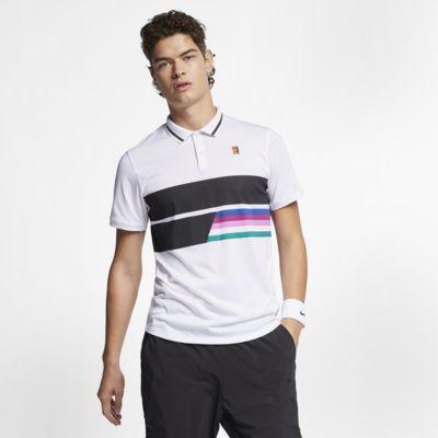 NikeCourt Erkek Tenis Polo Üst