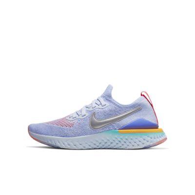 Nike Epic React Flyknit 2 Hardloopschoen voor kids