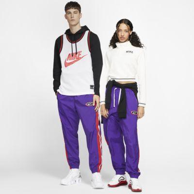Υφαντό παντελόνι μπάσκετ Nike Throwback