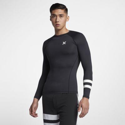 Camisola de surf de manga comprida Hurley Pro Light para homem