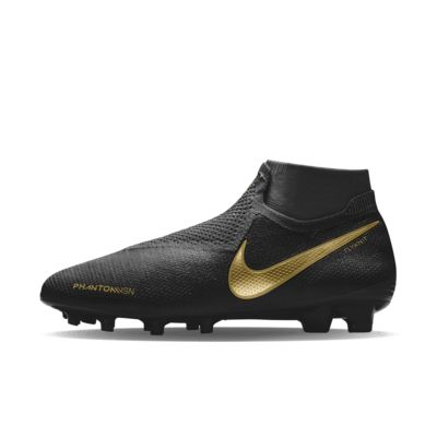 Scarpa da calcio per terreni duri personalizzabile Nike Phantom Vision Elite FG By You