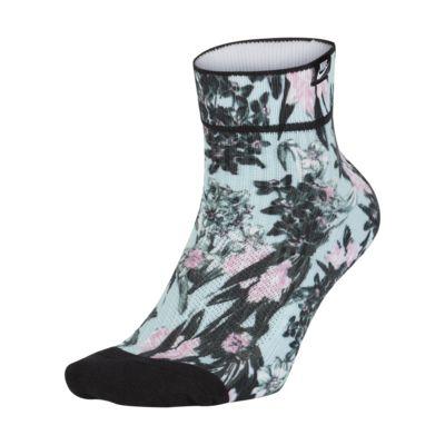 Nike SNKR Sox Floral Ankle Socks