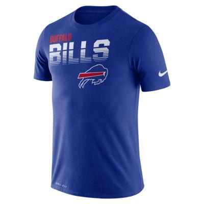 Nike Legend (NFL Bills) rövid ujjú férfipóló