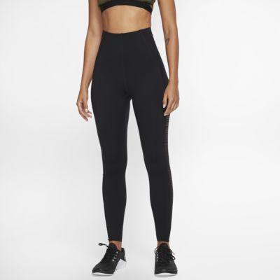 Mallas de entrenamiento con franjas para mujer Nike