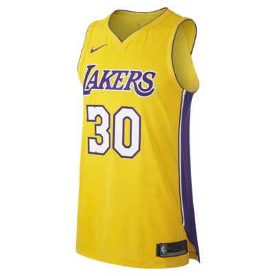 Julius Randle Icon Edition Authentic (Los Angeles Lakers) Nike NBA Connected Jersey voor heren