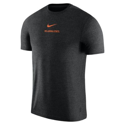 Nike College Dri-FIT Coach (Oklahoma State) Men's Short-Sleeve Top