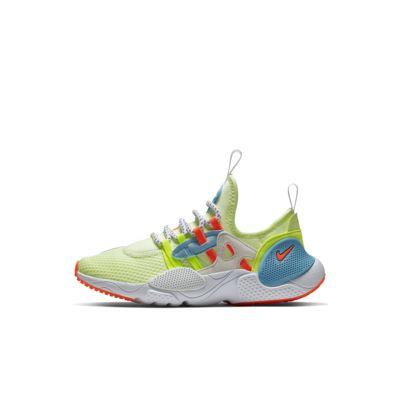 Nike Huarache E.D.G.E. Premium TXT Little Kids' Shoe
