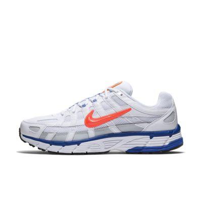 Купить Мужские кроссовки Nike P-6000, Белый/Синий/Черный/Невероятный темно-красный, 24285419, 12824012