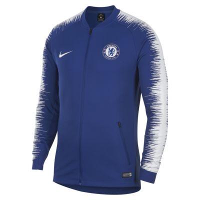 Chelsea FC Anthem Men's Football Jacket