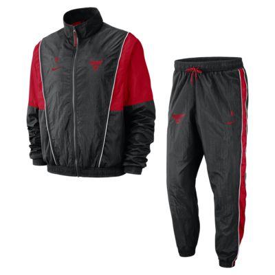 Pánská tepláková souprava NBA Chicago Bulls Nike