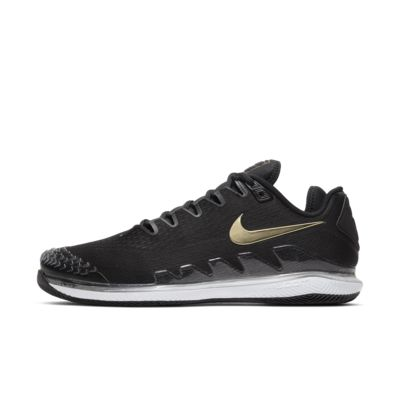 NikeCourt Air Zoom Vapor X Knit Men's Hard Court Tennis Shoe