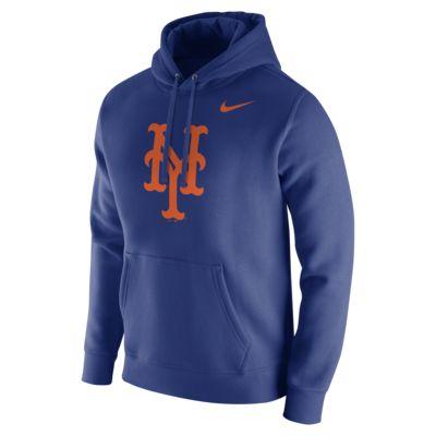 Nike Franchise (MLB Mets) Men's Pullover Hoodie