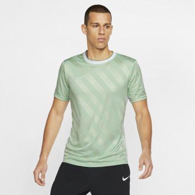 Nike Breathe Academy Men's Short-Sleeve Football Top