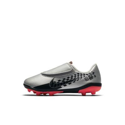 Nike Jr. Mercurial Vapor 13 Club Neymar Jr. MG Fußballschuh für verschiedene Böden für Kinderkartenkinder