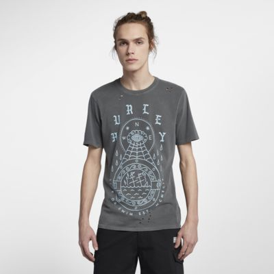 Hurley Ports Destroy Grind Men's T-Shirt