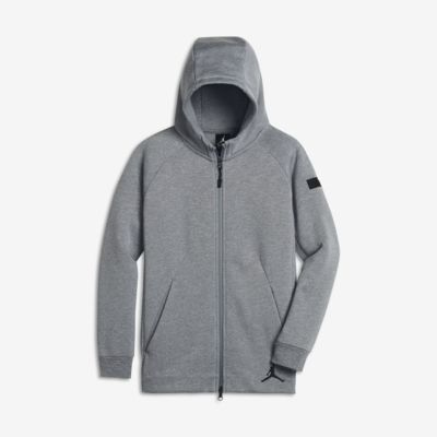 Jordan Icon Fleece Older Kids' (Boys') Full-Zip Hoodie