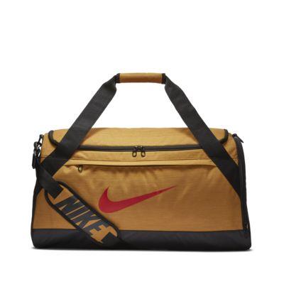 กระเป๋า Duffel เทรนนิ่ง Nike Brasilia (ขนาดกลาง)